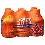 Joint Juice Glucosamine + Chondroitin Supplement Drink Cranberry Pomegranate