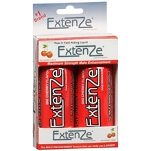 Extenze Original Formula Male Enhancement, Liquid Cherry