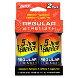 5 Hour Energy Energy Shot Berry