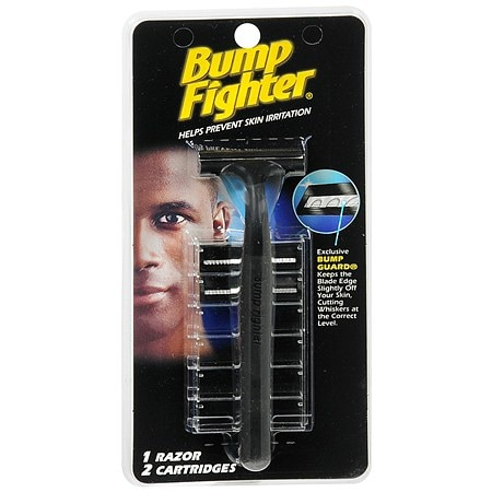 Bump Fighter Shaving System
