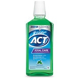 ACT Total Care Anticavity Fluoride Rinse Fresh Mint