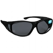 Solar Shield Fits Over Plastic Sunglasses Sport, X Large