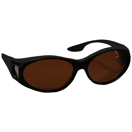 Solar Shield Fits Over Plastic Sunglasses Medium/Large