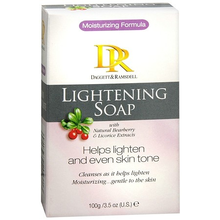Lightening Soap Bar