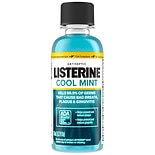 LISTERINE Cool Mint Antiseptic Mouthwash Cool Mint Cool Mint