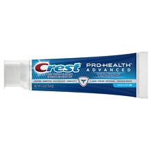 Crest Pro-Health Clean Mint Clinical Gum Protection Fluoride Toothpaste Smooth Mint