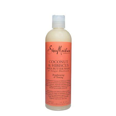 SheaMoisture Coconut & Hibiscus Body Wash