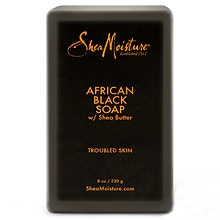 Organic Bar Soap, African Black