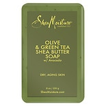 Shea Moisture Organic Bar Soap, Olive & Green Tea