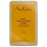 Shea Moisture Organic Bar Soap, Raw