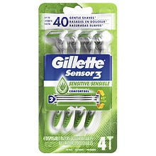 Sensor 3 Disposable Razors