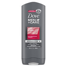 Dove Men+Care Body Wash Deep Clean