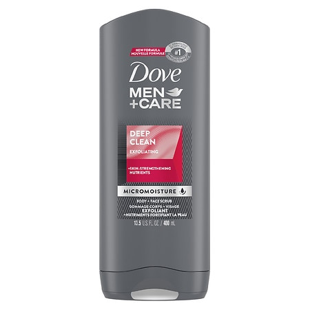 Dove Men+Care Men+Care Body and Face Wash Deep Clean