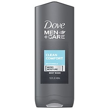 Dove Men+Care Body & Face Wash Clean Comfort