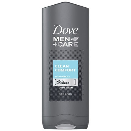 Dove Men+Care Body Wash Clean Comfort