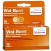 Walgreens Wal-Born Effervescent Dietary Supplement Tablets