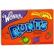 Nestle Runts Candy