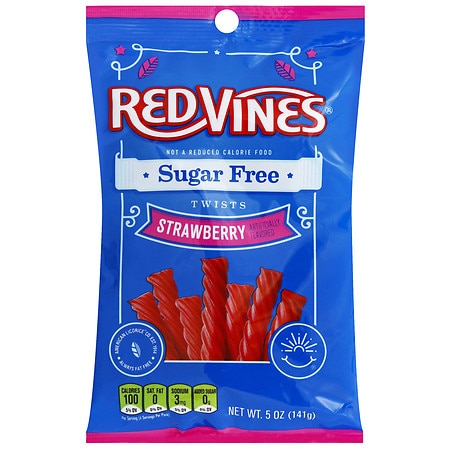 Red Vines Sugar Free Vines