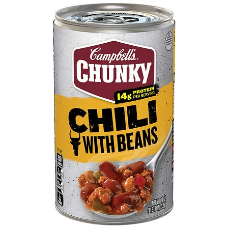 Campbell's Chunky Chili Beef & Bean