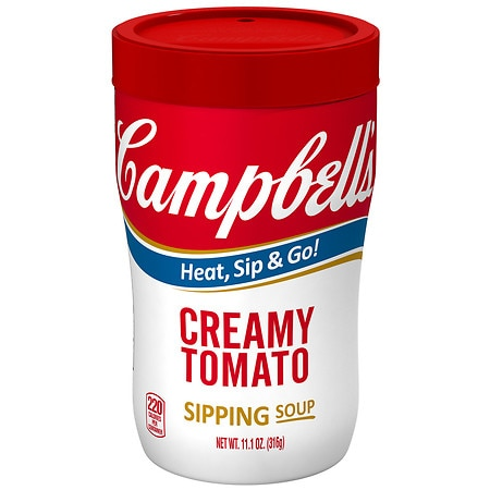 Campbell's Soup at Hand Soup Creamy Tomato
