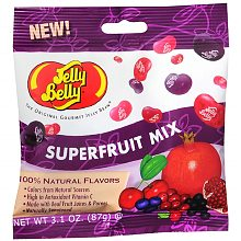 Jelly Belly Gourmet Jelly Beans Superfruit Mix