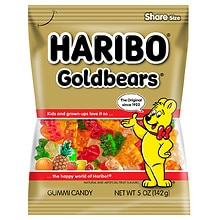 Haribo Gold-Bears Gummy Candy