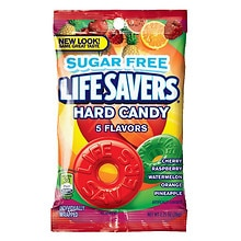 LifeSavers Sugar Free Hard Candy