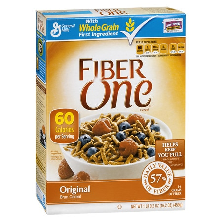 Fiber One Bran Cereal Original