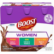 Boost Calorie Smart Balanced Nutritional Drink 6 Pack