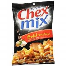 Chex Mix Brand Snack