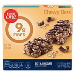 Fiber One Chewy Bars 5 Pack Oats & Chocolate