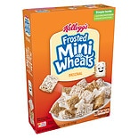 wag-Frosted Mini-Wheats Bite Size Lightly Sweetened Whole Grain Cereal