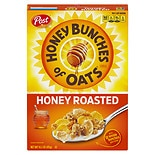 wag-Honey Bunches of Oats Honey Roasted Cereal
