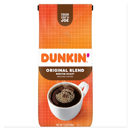 Dunkin' Donuts Medium Roast Ground Coffee