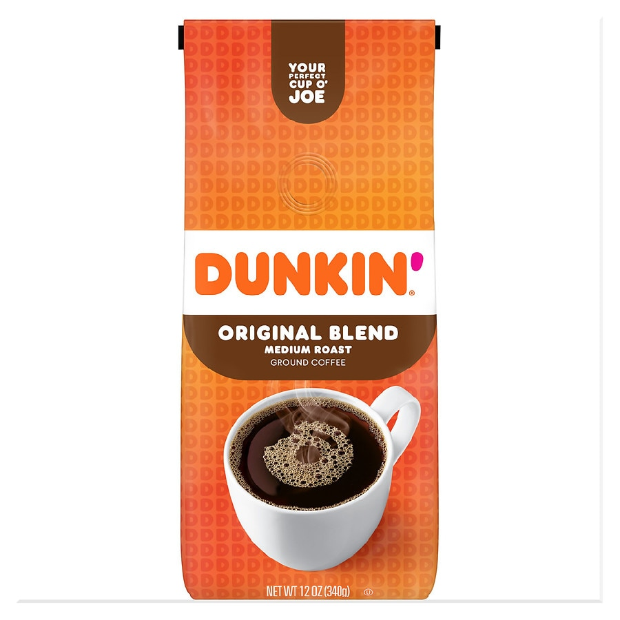 900 Dunkin Donuts Ground Coffee Coupons