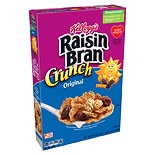 wag-Raisin Bran Crunch Cereal