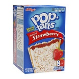 Pop Tarts Pop-Tarts Toaster Pastries Strawberry