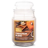 Patriot Candles Cinnamon Blends Layered Jar Candle Cinnamon Vanilla Cream