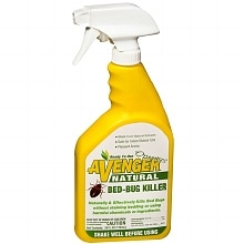 Avenger Organics Natural Bed-Bug Killer