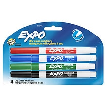 Expo Dry Erase Markers Fine Tip