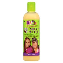 Africa's Best Kids Organics Shea Butter Detangling Moisturizing Hair Lotion