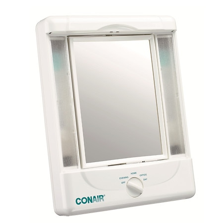 Conair Reflections Home Vanity Mirror White