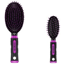 Conair Brush Detangle and Style Hair Brush Set