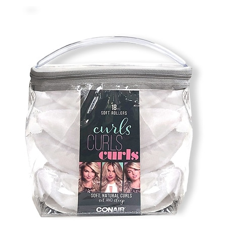 Conair Brush Styling Essentials Pillow Soft Rollers