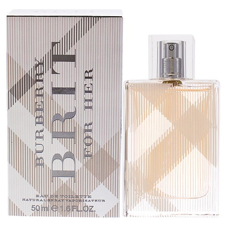 Burberry Brit Eau de Toilette Natural Spray for Women at Walgreens