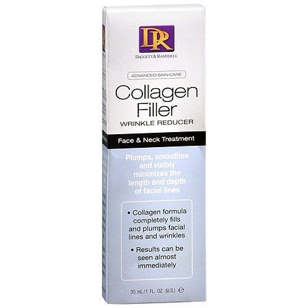 Collagen Filler Wrinkle Reducer Cream