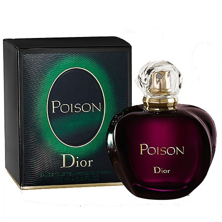 Christian Dior Poison Eau De Toilette Natural Spray