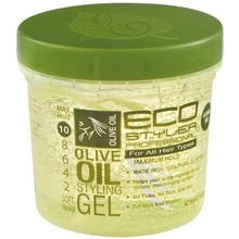 Olive Oil Styling Gel, Maximum Hold
