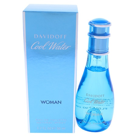 Davidoff Cool Water Eau de Toilette Natural Spray