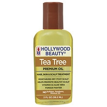 Hollywood Beauty Tea Tree Oil Skin & Scalp Treatment